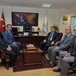 Eskişehir Valisi Çelik'ten kurum ziyaretleri