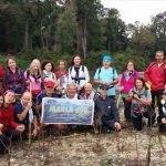Doğaseverlerden Longoz Ormanları'na gezi