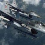 Irak'ın kuzeyinde 9 hedef imha edildi