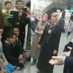 Onlar 'Dua'yı okudu Erdoğan amin dedi