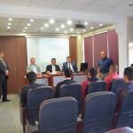 Siirt'te yeni memurlar için eğitim programı