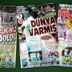 Yerel basından G.Saray'ı kızdıracak manşetler!
