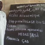 İslami Değerler Akademisi Çad'ta medrese açtı