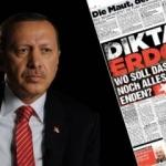 Alman Bild gazetesi'nden küstah 'Erdoğan' manşeti