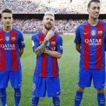 Barcelona forması iki devi birbirine düşürdü