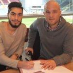 Türk yıldız Mainz ile sözleşme yeniledi!