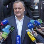 Moldova'da Rus yanlısı Dodon Cumhurbaşkanı oldu