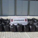 Diyarbakır'da PKK'nın para musluğuna büyük darbe