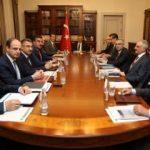 Başbakan Yıldırım başkanlığında kritik toplantı