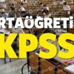 KPSS ortaöğretim memurluk sınav sonucu açıklandı!