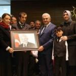Bağcılarlı engelliler Başbakan'ı ziyaret etti