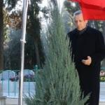 Erdoğan'dan Erol Olçok ve oğlunun mezarına ziyaret