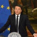 İtalya Başbakanı Renzi istifa etti