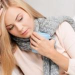 Boğaz ağrısına doğal yöntem