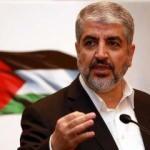 Hamas lideri Meşal'den Filistin açıklaması