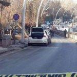 Polis telsizden uyardı: 2 şüpheli araç...