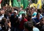 Alıkonulan 17 Filistinlinin naaşı defnedildi