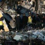 Bina yıkımında korkunç olay!