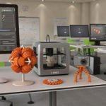 Türkiye'nin ilk milli 3D Yazıcı Merkezi kuruluyor