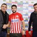 Antalyaspor'dan transfer için Cavcav'a teşekkür