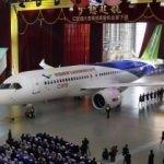 Beklenen uçak ilk yolculuğuna çıkıyor