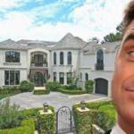 Robbie Williams evinin kapılarını ilk kez açtı