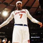 Carmelo Anthony tarihe geçti!