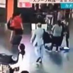 Havalimanındaki suikast anı!
