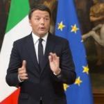 İtalya'da Renzi partisinin liderliğinden ayrıldı