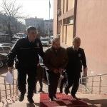 Taciz girişiminde bulunan kişi gözaltına alındı