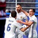 Bale ve Ronaldo'nun yokluğunda Benzema şov!
