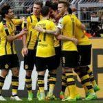 Dortmund Leverkusen'i ezdi geçti!