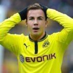Götze, Borussia Dortmund'dan ayrılıyor