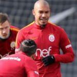 Galatasaray'a de Jong'tan iyi haber