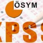 2017 KPSS son başvuru tarihi ne zaman? ÖSYM açıkladı