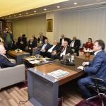 KARKON'dan Belediye Başkanı Çimen'e ziyaret