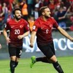 Antalya'da zafer gecesi!