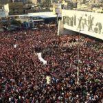 Bağdat'ta 1 milyon kişi reform meydanına iniyor