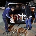 Bolu'da kaçakçılık operasyonu