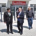 Mersin Valisi Çakacak Tarsus'ta