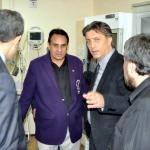 Pakistanlı sağlık heyeti İzmir'de