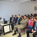 Andırın'da öğrencilere trafik bilinci kazandırılıyor