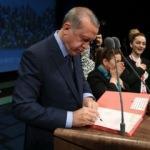 Erdoğan canlı yayında onaylamıştı! Yürürlüğe girdi