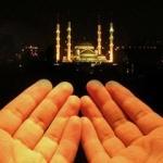 Regaip Kandilinde edilecek dua! Videolu kandil duası