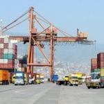 'Sanayi kenti'nin ihracatı arttı