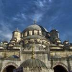 Yeni Cami'de müthiş buluş! 354 yıldır çürümemiş