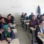 """""""Etkili bilimsel çalışma, planlama, yürütme ve sonuçlandırma"""" semineri"""