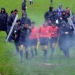 BAL ligi Şampiyonluk maçında olaylar çıktı