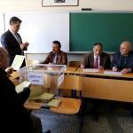 """Milli Eğitim Bakanı Yılmaz'ın sandığından """"evet"""" çıktı"""