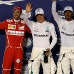 Bahreyn'de pole pozisyonu Bottas'ın